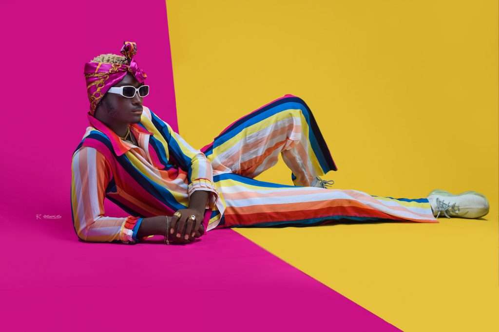 Pop Art - Colorful Fashion Photography - Iyan Dee - The Lonely Avocado